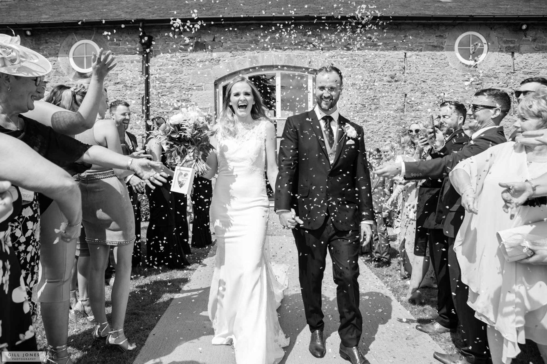 A Perfect Pentrehobyn Hall Wedding