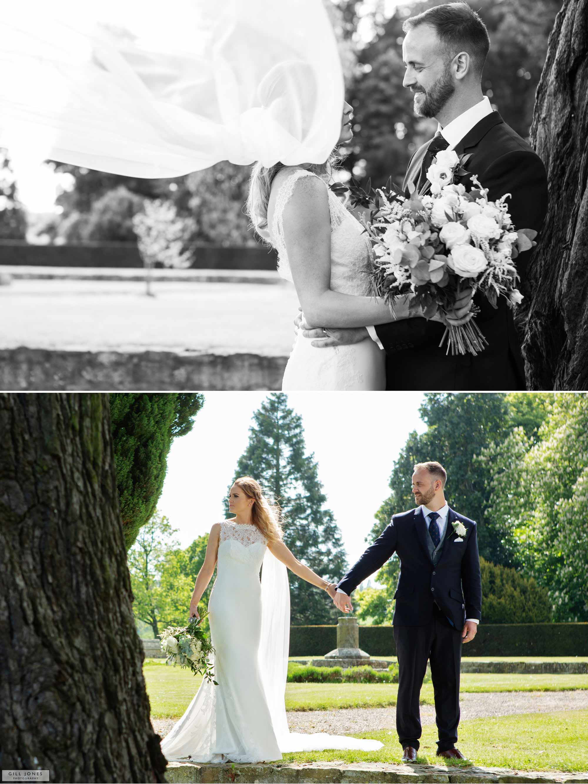 Pentrehobyn Hall wedding