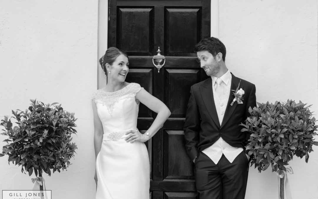 An Anglesey wedding at home