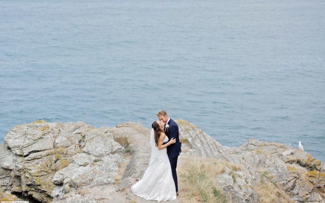 Anglesey wedding photographer on tour
