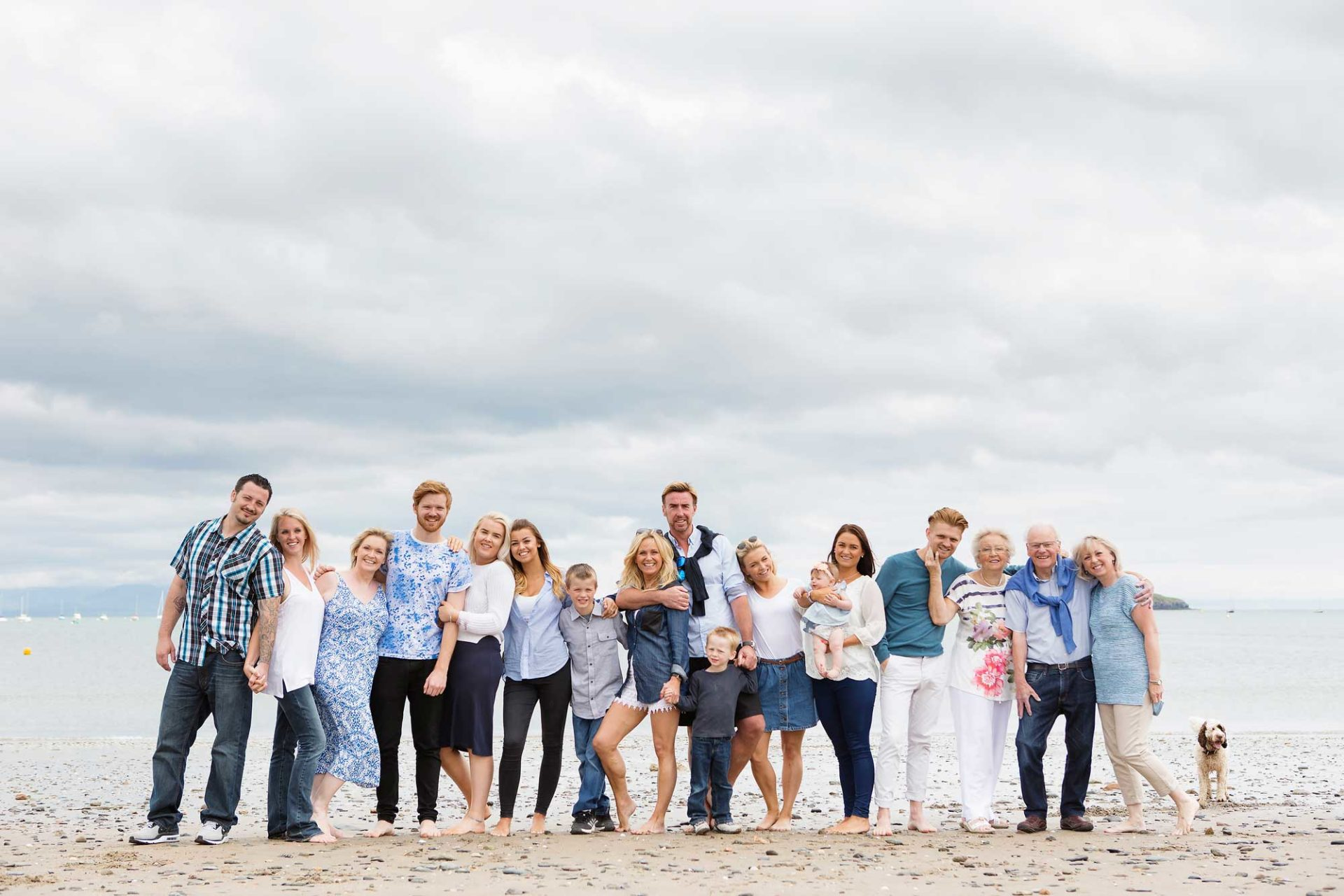 Family Photography – Your Beach Palette