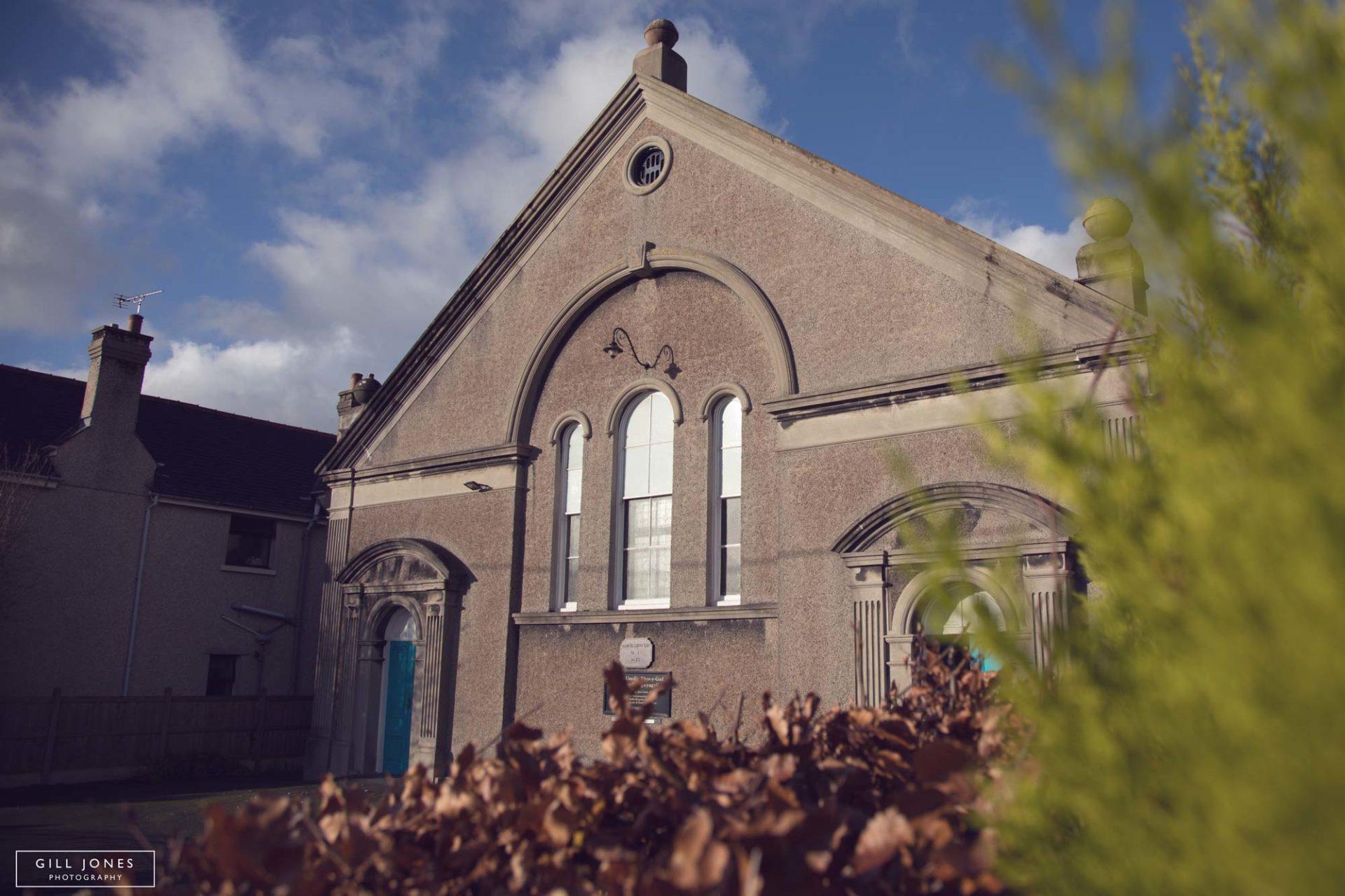 Chapel in Llanfair PG