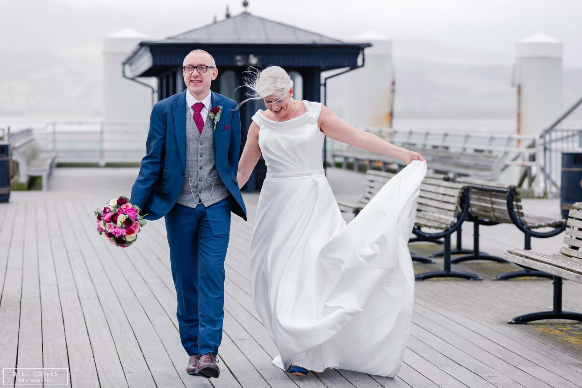Anglesey Wedding Photography | The Bulkeley Hotel