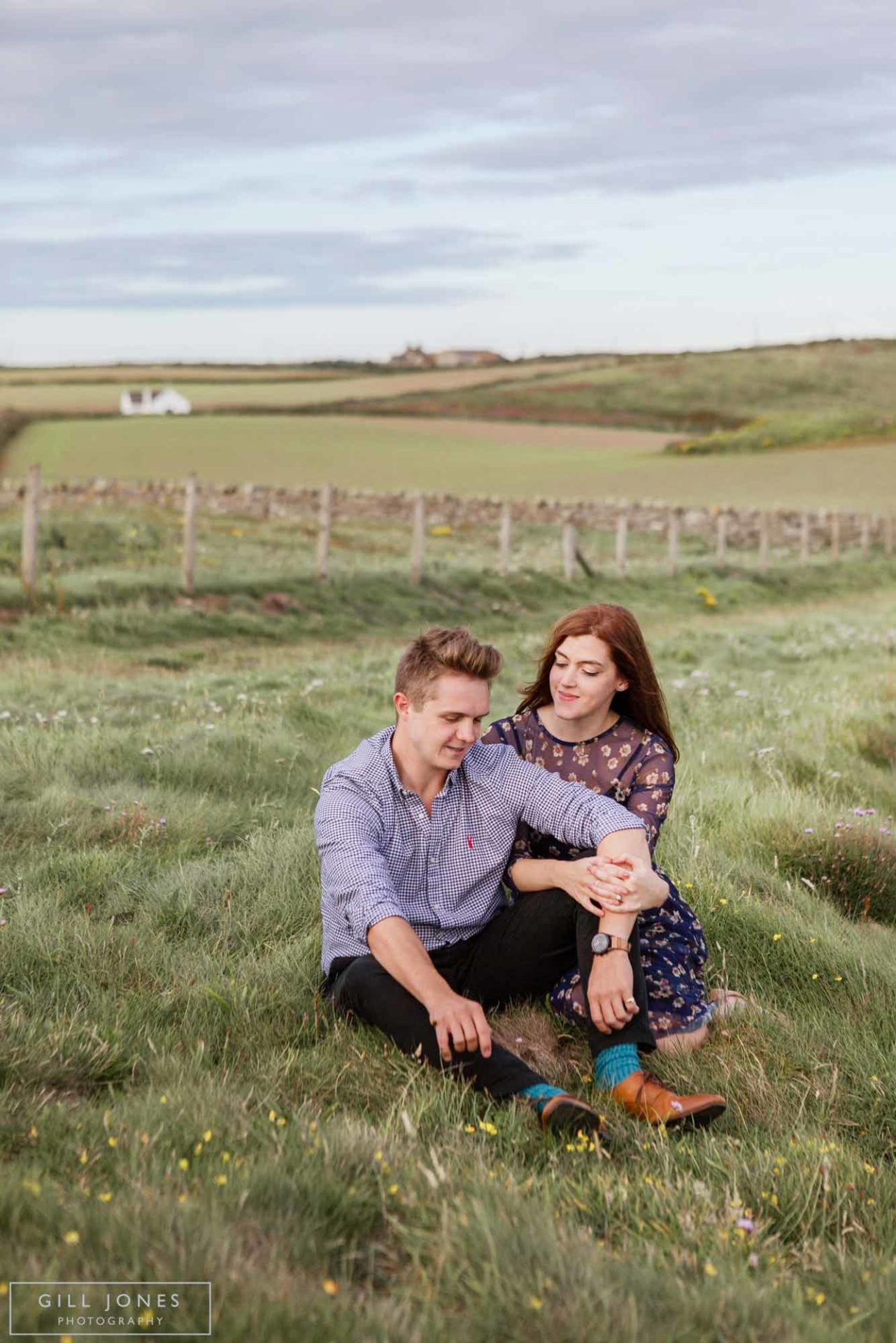 pre wedding shoot anglesey