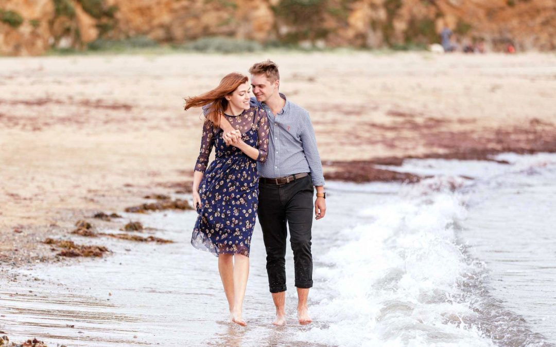 PRE WEDDING SHOOT ANGLESEY NORTH WALES